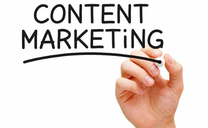 methods of content marketing